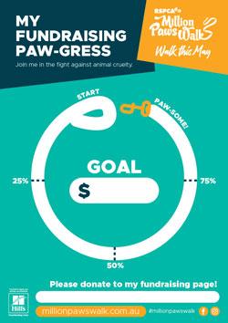Pawgress Poster